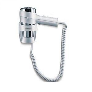 Valera Hair Dryer- Silver Chrome
