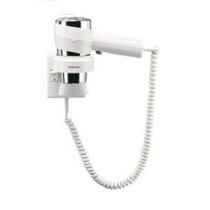 Valera Hair Dryer - White Chrome