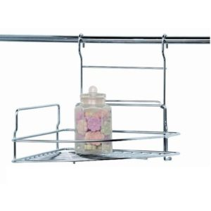 "Oyama OY-3921B Single Corner Rack-10"" SS Single Corner Rack"