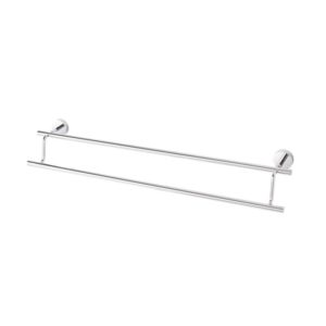 KWS CD12 Double Towel RailDesigner Towel Rail