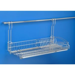 Wall Mounted Dish Rack-Available in Single Tier