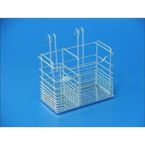 TPCS 1602 Stainless Steel Chopstick Holder-160mm x 115mm x 165mm