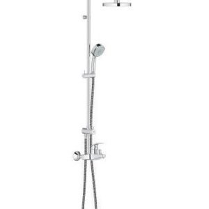 grohe-new-tempesta-cosmopolitan-200-shower-system-single-lever-bath-mixer-26305000